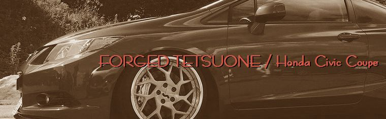 Stanceconcept Forged Tetsuone