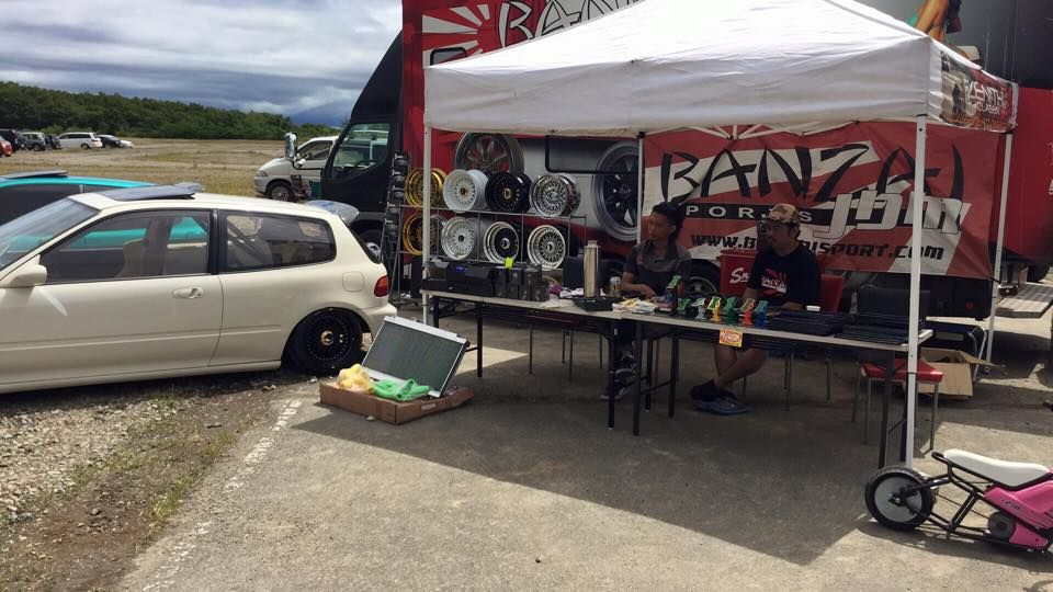 WHEELS 2015 IWATE our booth