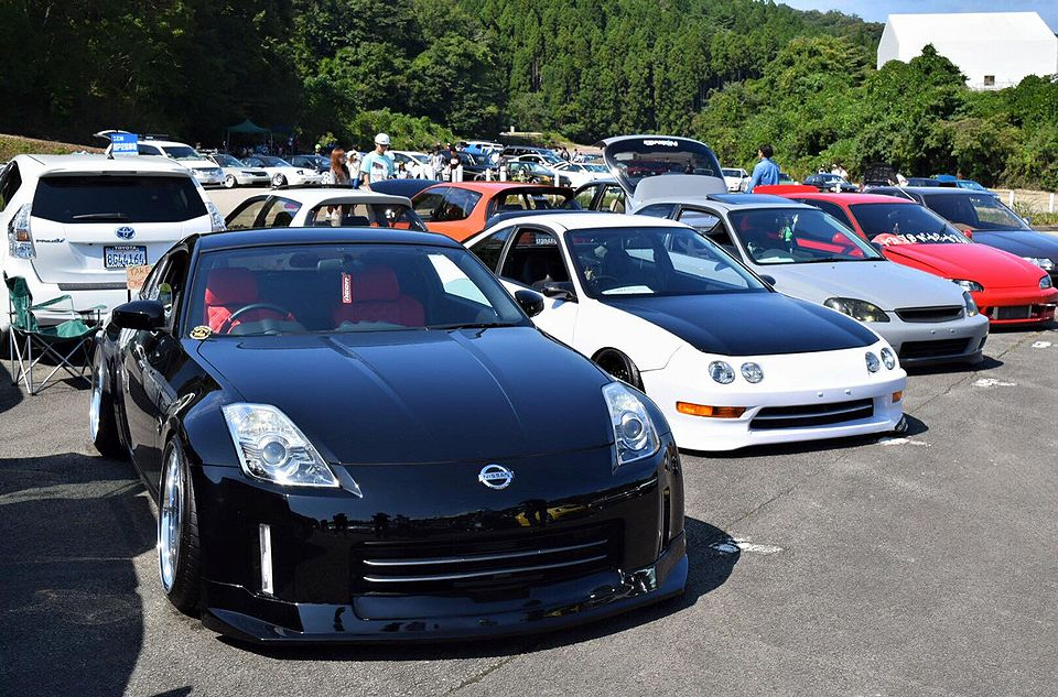 k day! USDM/JDM car meet 2015