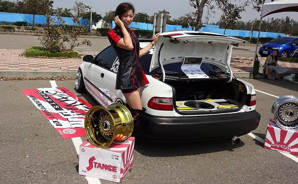 ACG Taiwan 2015 Banzai Sports2