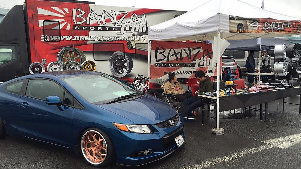 STANCENATION JAPAN 2015 TOKYO our booth