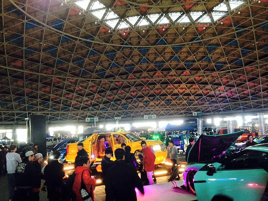 Cross five Nagoya 2015 venue