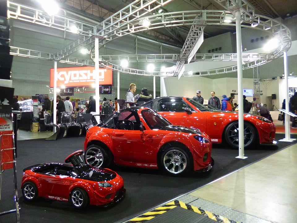 Tokyo Auto Salon 2016 other show cars