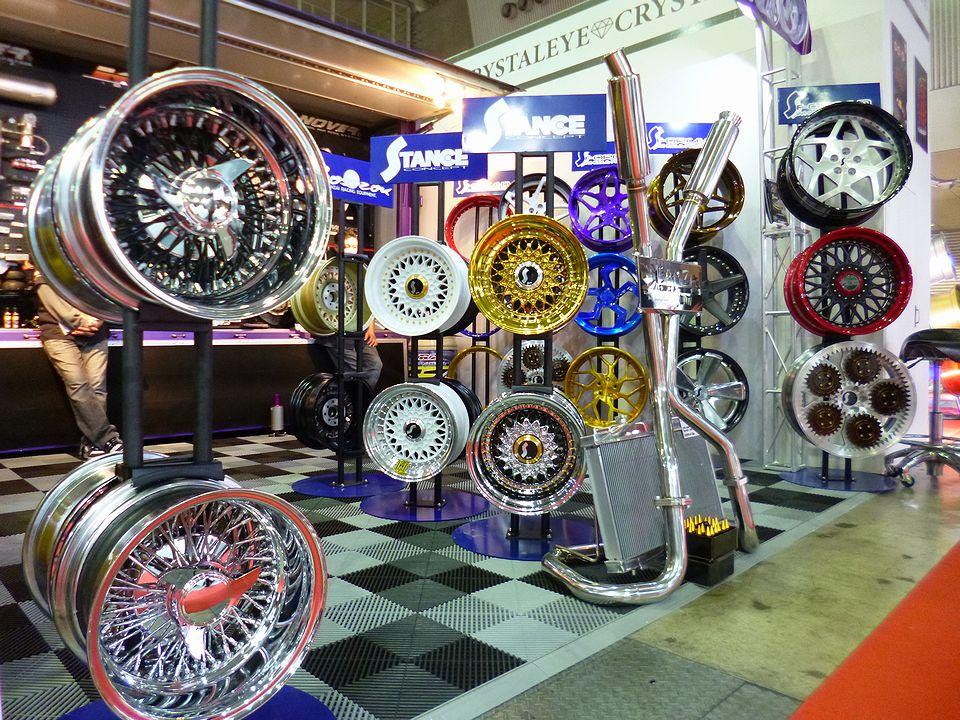 Tokyo Auto Salon 2016 our wheels