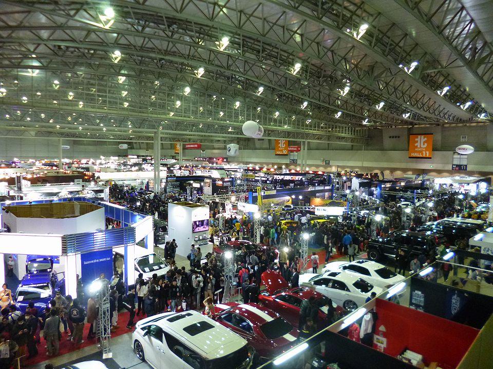 Tokyo Auto Salon 2016 North Hall