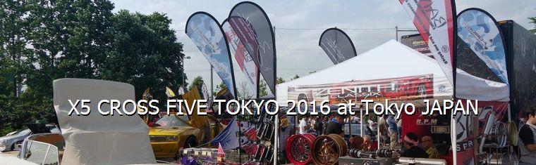 X5 Tokyo 2016