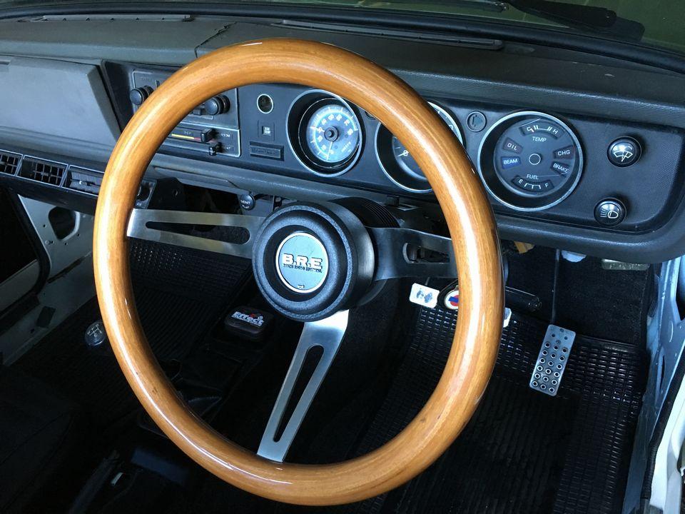 BOSOZOK BRE T-1/Datsun Sunny pickup steering