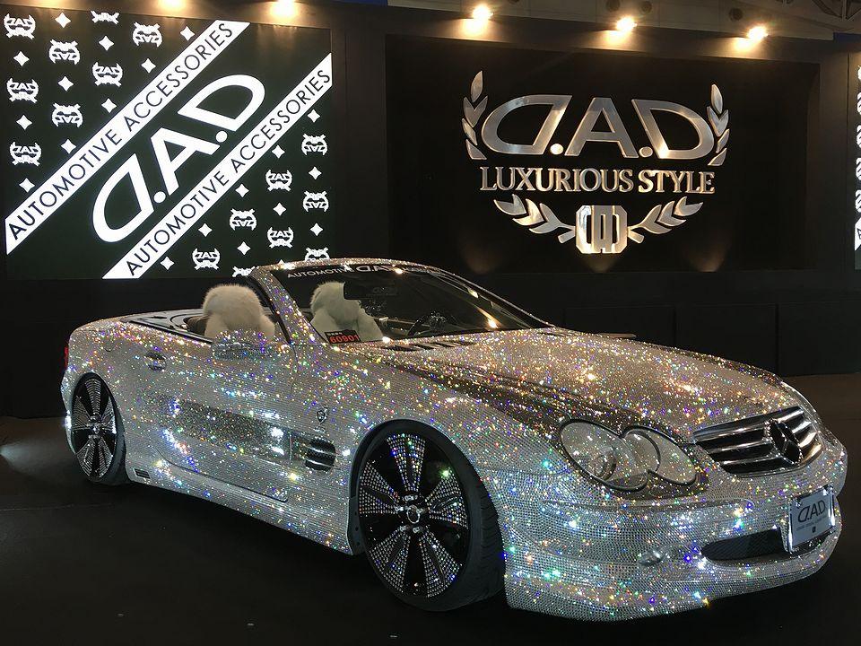 Tokyo Auto Salon 2018 show cars
