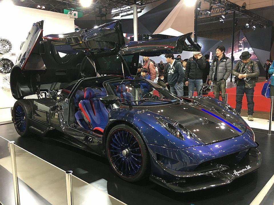 Tokyo Auto Salon 2018 show car