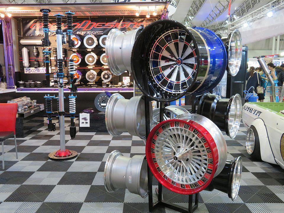 Tokyo Auto Salon 2018 our wheels