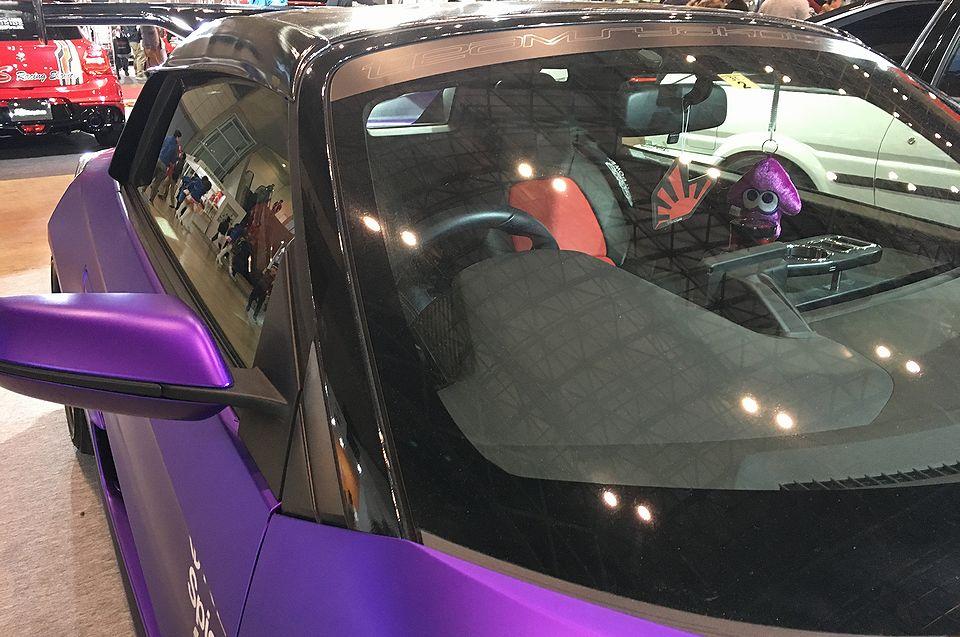 Tokyo Auto Salon 2018 banzai air fresher