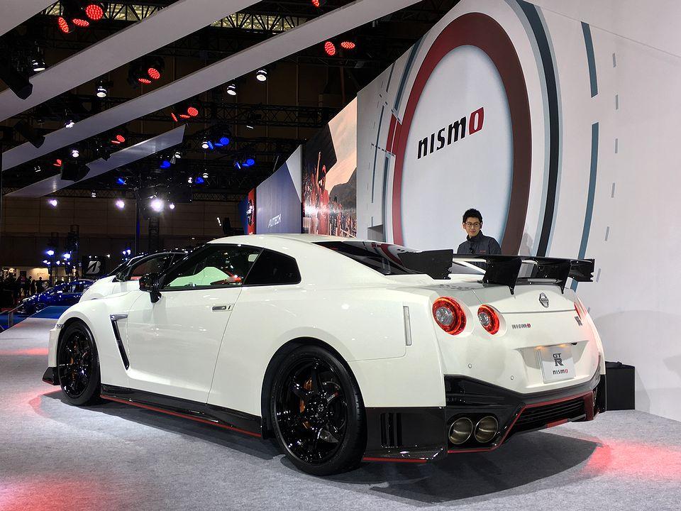 Tokyo Auto Salon 2018 nismo GTR