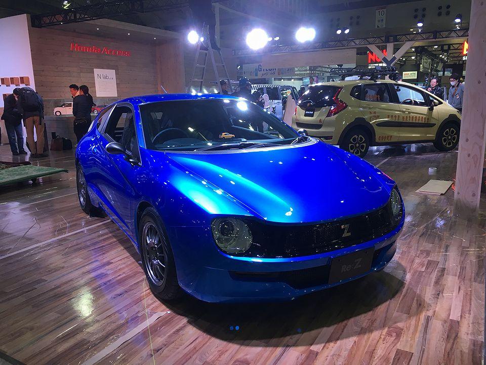 Tokyo Auto Salon 2018 reZ