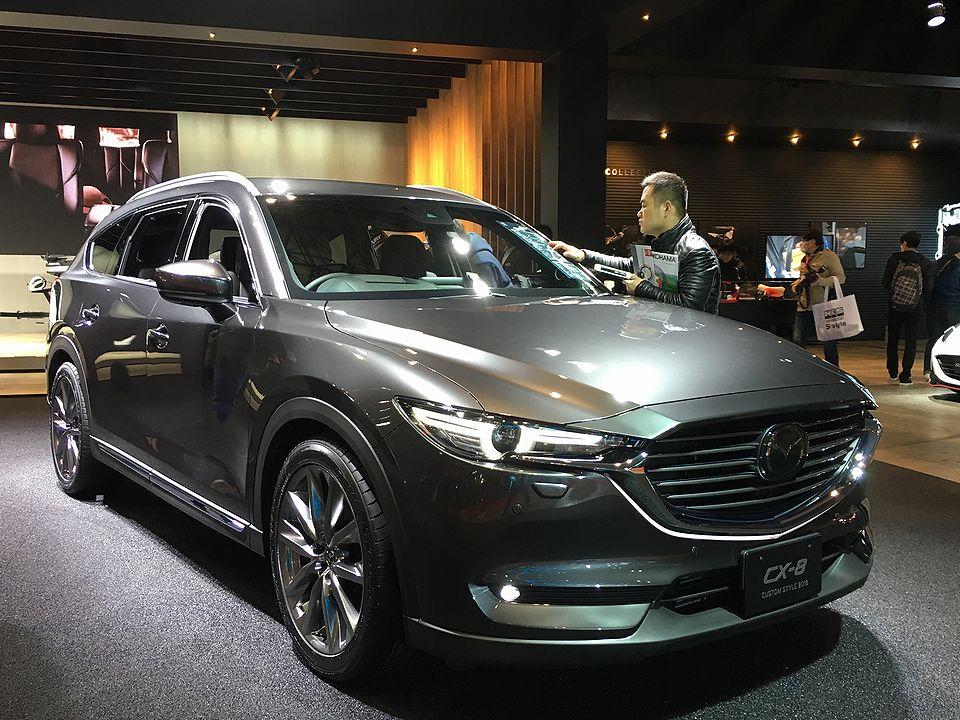 Tokyo Auto Salon 2018 CX8