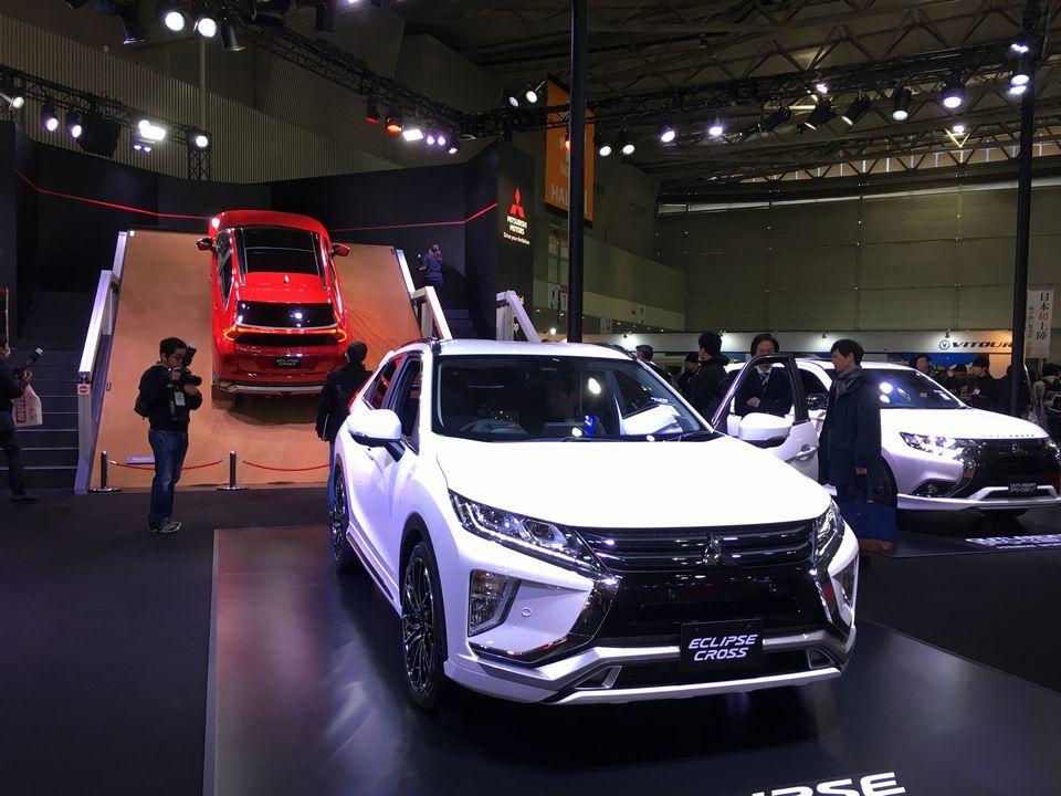 Tokyo Auto Salon 2018 Mitsubishi
