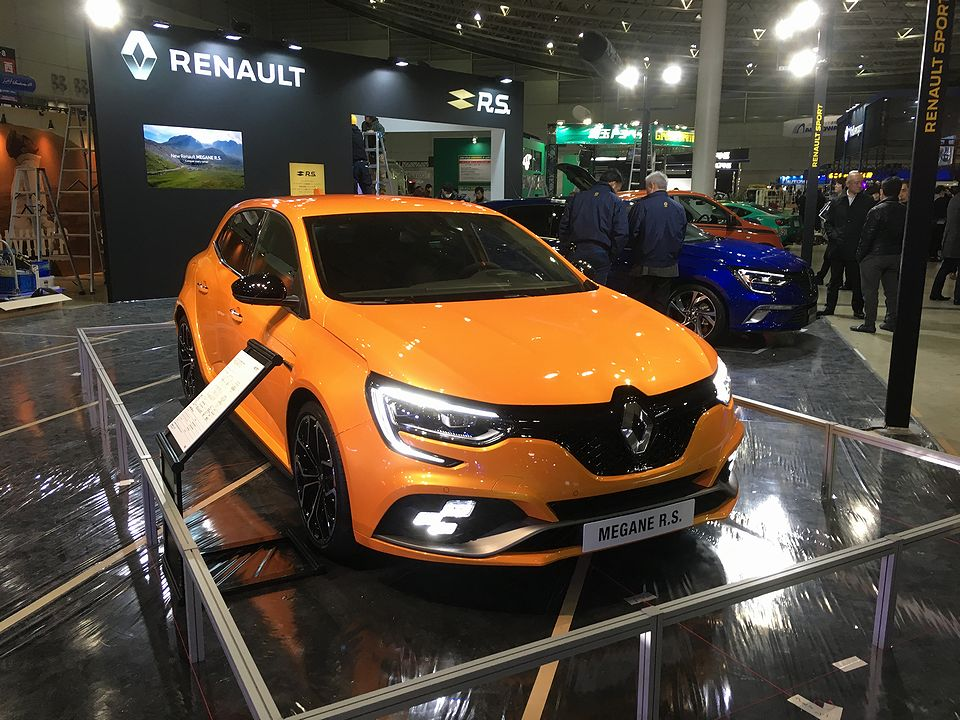 Tokyo Auto Salon 2018 Renault